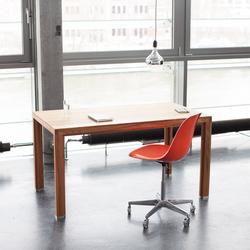 Desk solid wood elm | Individual desks | Alvari