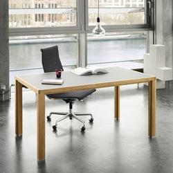 Desk linoleum dorian oak | Individual desks | Alvari