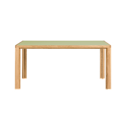 Seminar table tarn linoleum oak | Seminar tables | Alvari