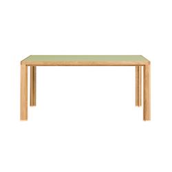Seminar table tarn linoleum oak | Mesas de seminario | Alvari
