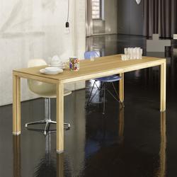 Gastronomy table oak top | Restaurant tables | Alvari