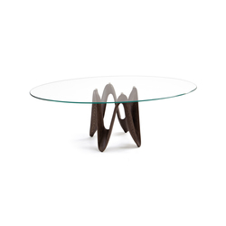 Lambda Elliptical | Dining tables | Sovet
