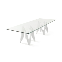 Lambda Two Bases | Dining tables | Sovet