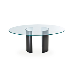 Dining tables with oval top - find the best of design online  Architonic