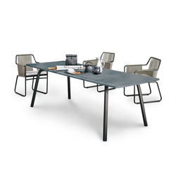 GRASSHOPPER 001 | Dining tables | Roda