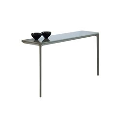 Slim console two legs | Tables consoles | Sovet