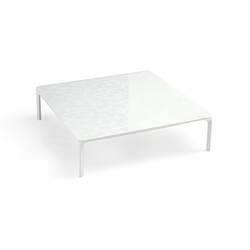 Slim Coffee Table H.37 Square | Lounge tables | Sovet