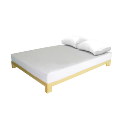 Bed without backrest | Double beds | Alvari