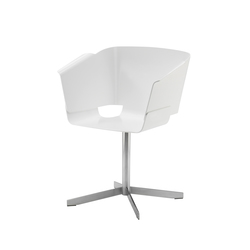 Kaava 3751 | Visitors chairs / Side chairs | Isku
