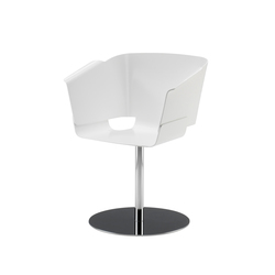 Kaava 3752 | Visitors chairs / Side chairs | Isku