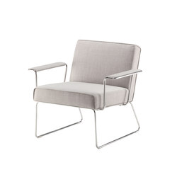 Tere | seat with armrests | Poltrone lounge | Isku