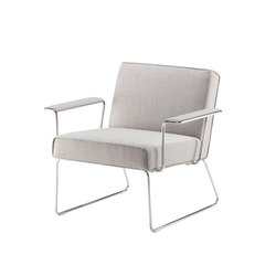 Tere | seat with armrests | Lounge chairs | Isku
