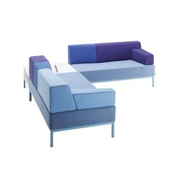 Syke | modular sofa | Lounge sofas | Isku