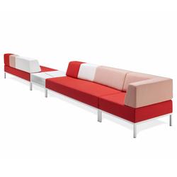 Syke | modular sofa | Canapés d'attente | Isku
