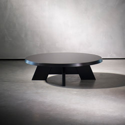 ITSKE coffee table round | Couchtische | Piet Boon