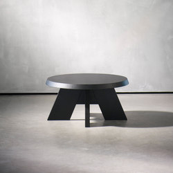 ITSKE coffeetable round | Lounge tables | Piet Boon