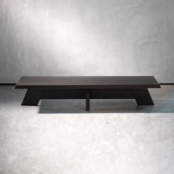 ITSKE coffeetable rectangle | Coffee tables | Piet Boon