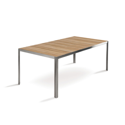 Cima Nimio 200 Teak | Dining tables | FueraDentro
