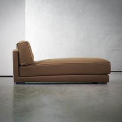 DIEKE chaise longue Island | Chaise longues | Piet Boon