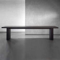 GERRIT dining table | Mesas comedor | Piet Boon