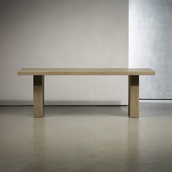 GERRIT dining table | Esstische | Piet Boon