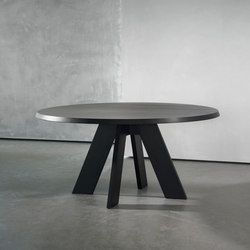 IDS table round | Dining tables | Piet Boon