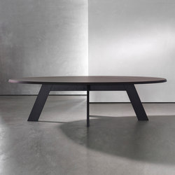 IDS table oval | Conference tables | Piet Boon