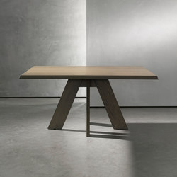 IDS table square | Restaurant tables | Piet Boon