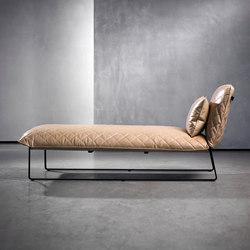 KEKKE longchair | Chaise longues | Piet Boon