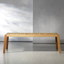 ANNE table | Dining tables | Piet Boon