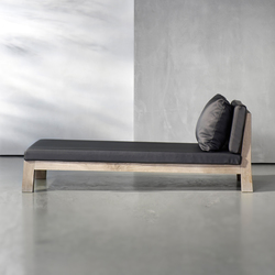 GIJS daybed outdoor | Sun loungers | Piet Boon