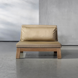 GIJS Fauteuil outdoor | Garden armchairs | Piet Boon
