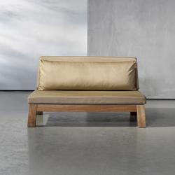 GIJS loveseat outdoor | Garden sofas | Piet Boon