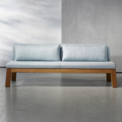 NIEK 3seater outdoor | Sofás de jardín | Piet Boon