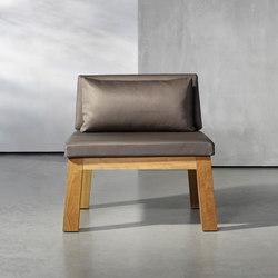 NIEK armchair | Garden armchairs | Piet Boon