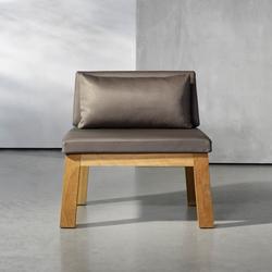 NIEK Fauteuil outdoor | Garden armchairs | Piet Boon
