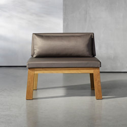 NIEK loveseat | Poltrone | Piet Boon