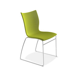Onyx I 2233/00 | Visitors chairs / Side chairs | Casala