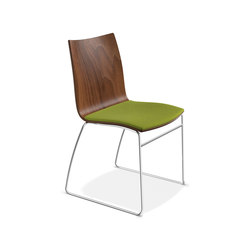 Onyx I 2241/00 | Visitors chairs / Side chairs | Casala