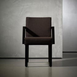 SAAR dining chair | Sedie | Piet Boon