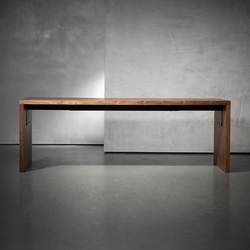 SAAR dining table | Mesas comedor | Piet Boon