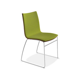 Onyx I 2442/00 | Visitors chairs / Side chairs | Casala