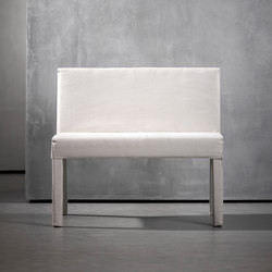 SAAR twin | Upholstered benches | Piet Boon