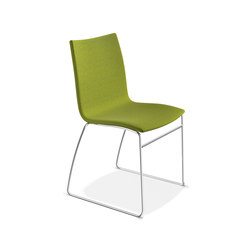 Onyx I 2443/00 | Visitors chairs / Side chairs | Casala