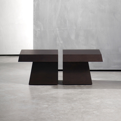 ABBE side table | Mesas auxiliares | Piet Boon