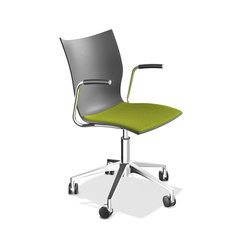 Onyx IV 2531/10 | Visitors chairs / Side chairs | Casala