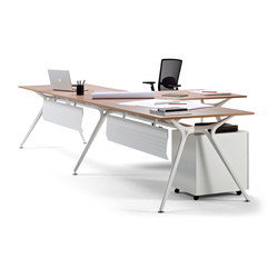 Arkitek | Systèmes de tables de bureau | actiu
