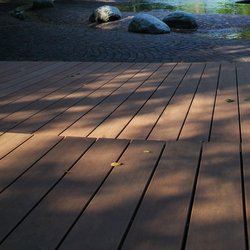 MYDECK PURE siena | Wood composite alternatives | MYDECK