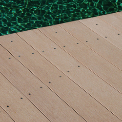 MYDECK PURE CLASSIC sand | Wood composite alternatives | MYDECK