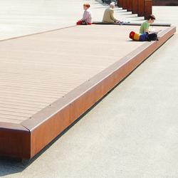 MYDECK VERTIGRAIN sand | Revêtements de terrasse | MYDECK